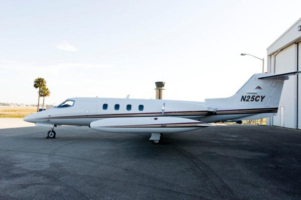 Bombardier Learjet 25D купить бу