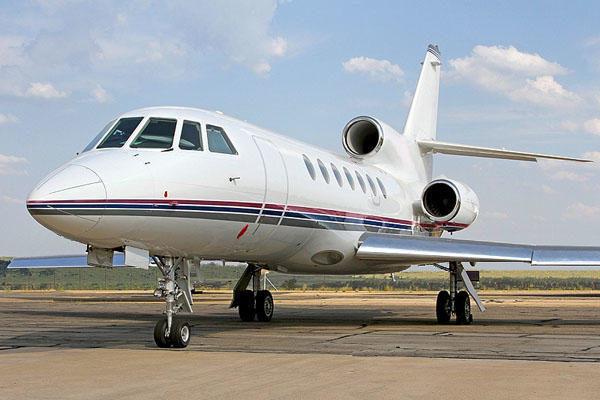 Dassault Falcon 50EX купить бу