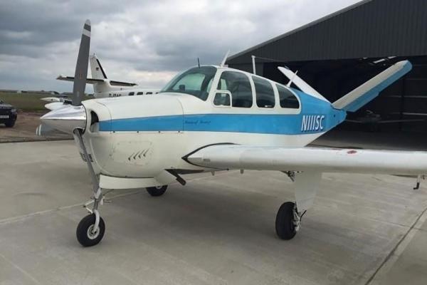Beechcraft N35 Bonanza купить бу