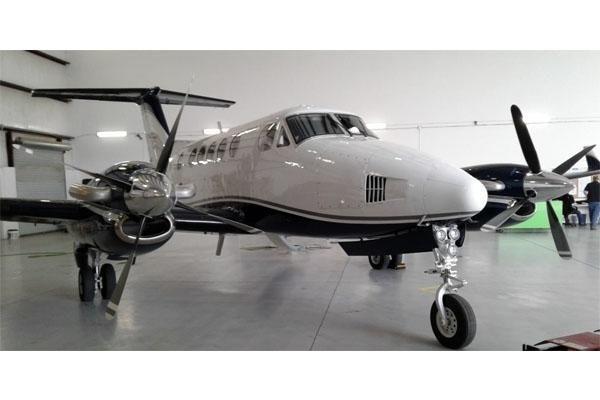 Beechcraft King Air B200C купить бу