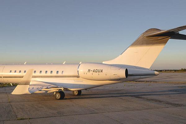 Bombardier Global 5000 купить бу