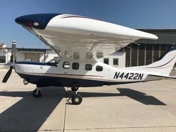 Cessna P210N Silver Eagle купить бу
