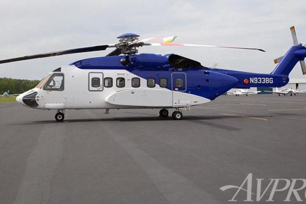 Sikorsky S-92 A купить бу