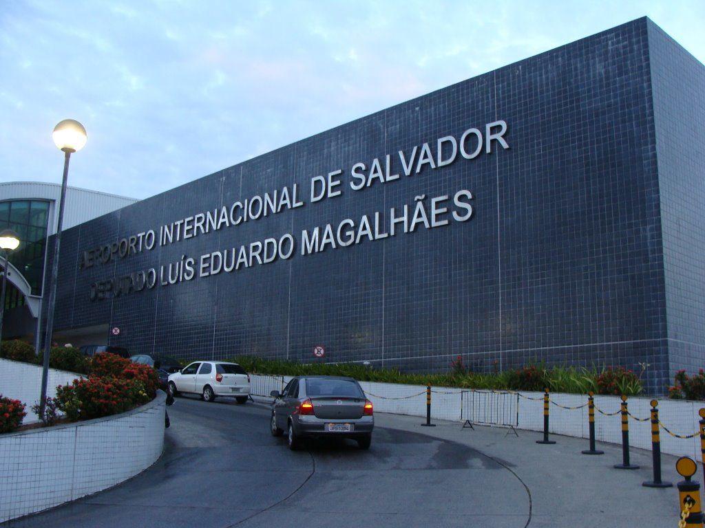 Аэропорты Сальвадор
