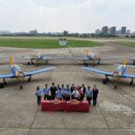 Шри-Ланка получила 6 китайских самолетов PT-6