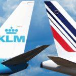 Air France KLM переходит на зимнее расписание и расширяет сеть сообщений с теплыми странами