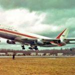 50 лет со дня первого полета B747 Jumbo Jet
