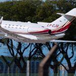 Полет на частном самолете в Аргентину