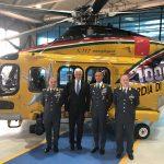 Leonardo Helicopters поставил 1000-й вертолет AW139