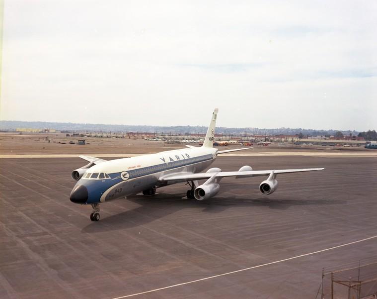Convair  CV990