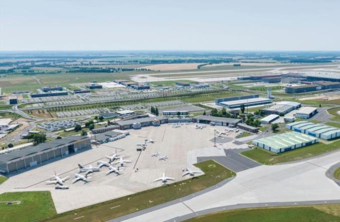 Аэропорт Берлин-Бранденбург им. Вилли Брандтаа