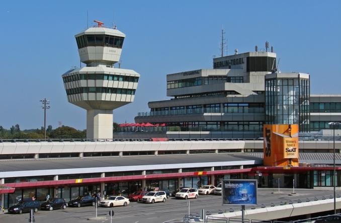 Берлинский аэропорт Тегель