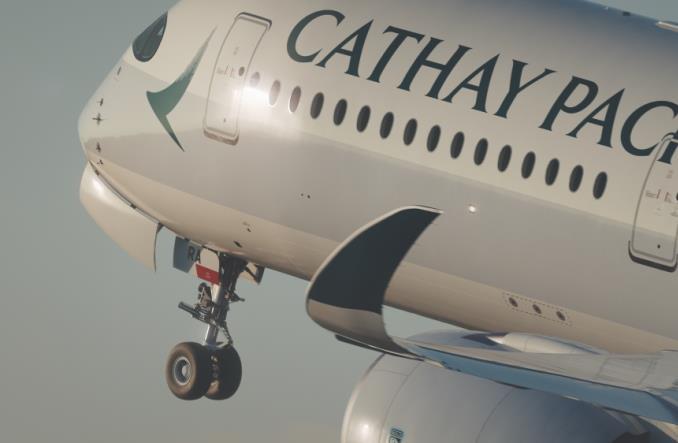 A350-900  cathaypacific
